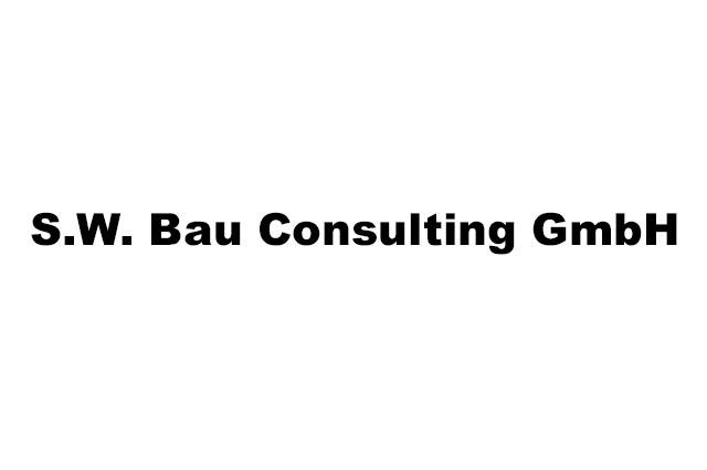 Logo S.W. Bau Consulting GmbH