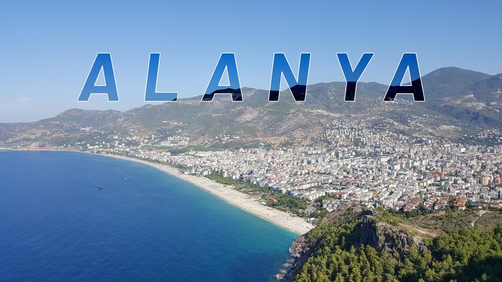 Alanya Küste